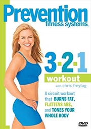 3-2-1 Workout; Prevention Fitness | DVD