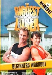 Biggest Loser: Beginners Workout   DVD