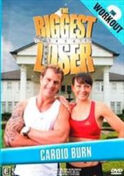 Biggest Loser: Cardio Burn   DVD