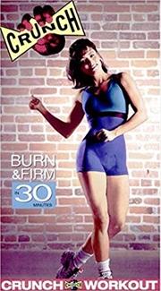 Crunch Burn & Firm In 30 Minutes   DVD