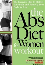 Abs Diet For Women Workout | DVD