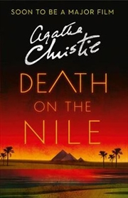Death On The Nile: Poirot | Paperback Book