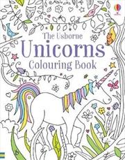 Unicorns Colouring Book | Paperback Book