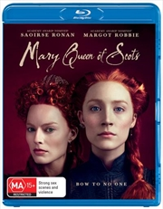 Mary Queen Of Scots | Blu-ray
