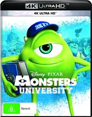 Monsters University | UHD | UHD