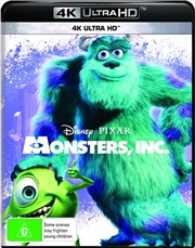 Monsters, Inc. | UHD | UHD