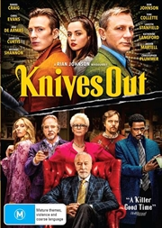 Knives Out | DVD