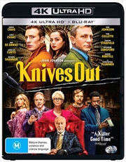 Knives Out | Blu-ray + UHD | UHD