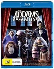 Addams Family, The   Blu-ray