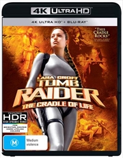 Lara Croft Tomb Raider 2 - The Cradle Of Life | Blu-ray + UHD | UHD