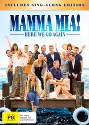 Mamma Mia - Here We Go Again! | DVD