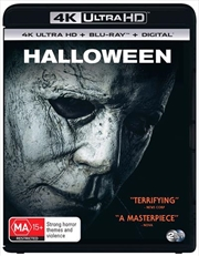 Halloween | Blu-ray + UHD + Digital Copy | UHD