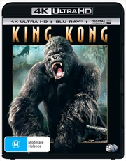 King Kong | Blu-ray + UHD + UV | UHD