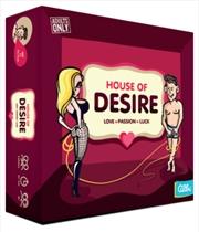 House Of Desire | Merchandise