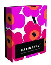 Marimekko Notes : 20 Different Cards and Envelopes | Merchandise