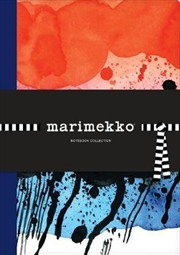 Marimekko Notebook Collection (Saapaivakirja/Weather Diary) | Merchandise