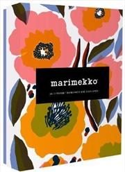 Marimekko Kukka Notecards | Merchandise