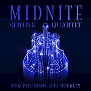 Msq Performs Jeff Buckley | CD