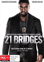 21 Bridges | DVD