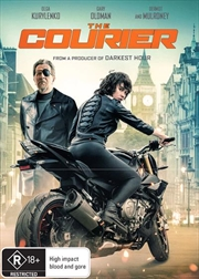 Courier, The   DVD