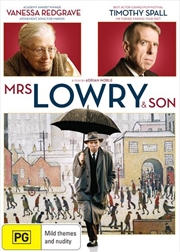 Mrs Lowry and Son | DVD