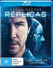 Replicas | Blu-ray