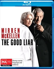 Good Liar, The   Blu-ray