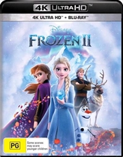 Frozen 2 | Blu-ray + UHD | UHD