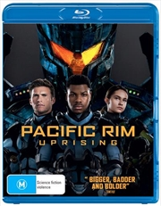 Pacific Rim - Uprising | Blu-ray