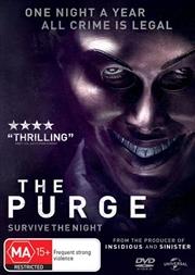 Purge, The | DVD