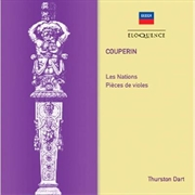 Couperin - Les Nations / Pieces De Voiles | CD