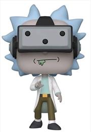 Rick and Morty - Rick Gamer US Exclusive Pop! Vinyl [RS] | Pop Vinyl