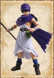 Dragon Quest V - Hero Bring Arts Action Figure | Merchandise