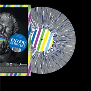 Nothing Is True And Everything Is Possible - Clear With White And Blue Coloured Vinyl | Vinyl