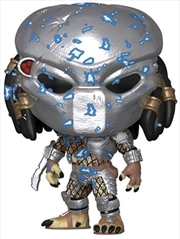 Predator - Predator Electric Armor Blue US Exclusive Pop! Vinyl [RS] | Pop Vinyl