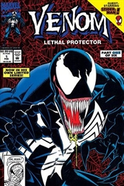 Marvel Comics - Venom Leathal Protector Part 1   Merchandise