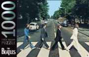 1000 Piece Puzzle - Abbey Road The Beatles | Merchandise