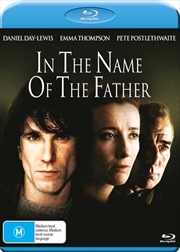 In The Name Of The Father | Blu-ray