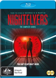 Nightflyers | Complete Series | Blu-ray
