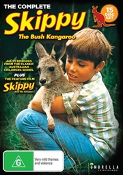 Skippy And The Intruders / Skippy The Bush Kangaroo | Complete Series | DVD