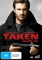 Taken - Season 2 | DVD