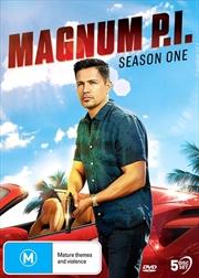 Magnum, P.I. - Season 1 | DVD