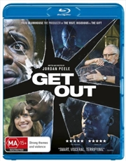 Get Out | Blu-ray