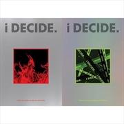 I Decide | CD