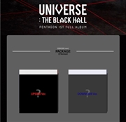 Universe - Black Hall - Downside | CD