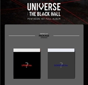 Universe - Black Hall - Upside | CD
