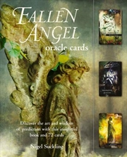 Fallen Angel Oracle Cards | Merchandise