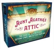 Aunt Agathas Attic | Merchandise