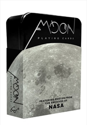 Moon Playing Cards | Merchandise