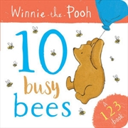 Winnie the Pooh 10 Busy Bees (a 123 Book) | Board Book